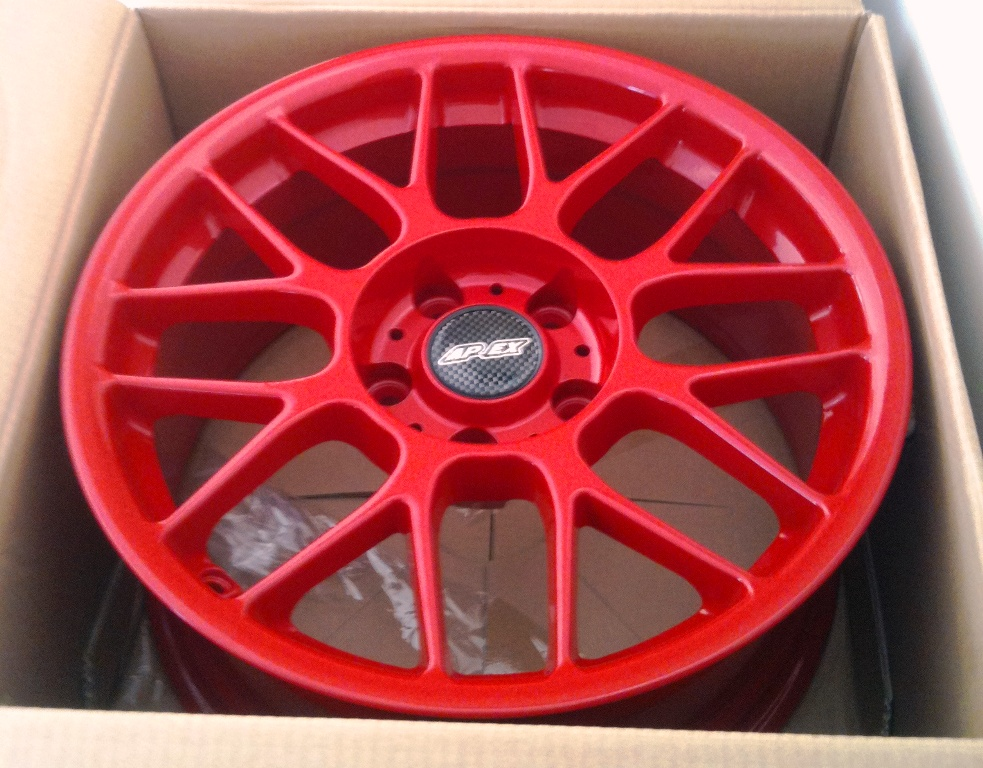 Red Bbs Rims Www Pixshark Com Images Galleries With A