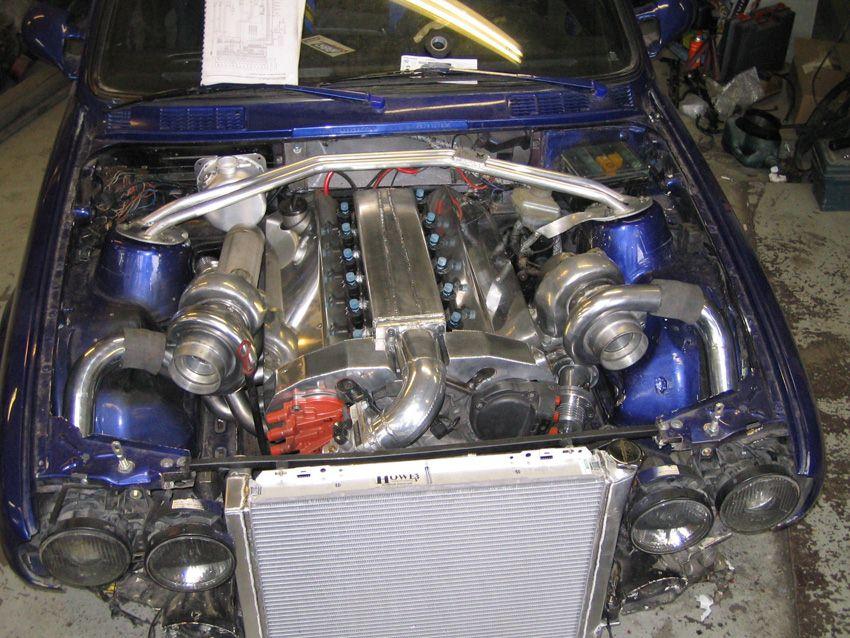 Turbo M70 M73 Engines